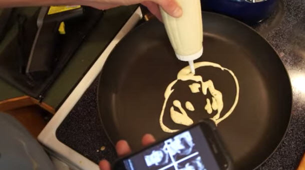 How to make beatles pancakes video fooyoh entertainment how to make beatles pancakes video ccuart Gallery