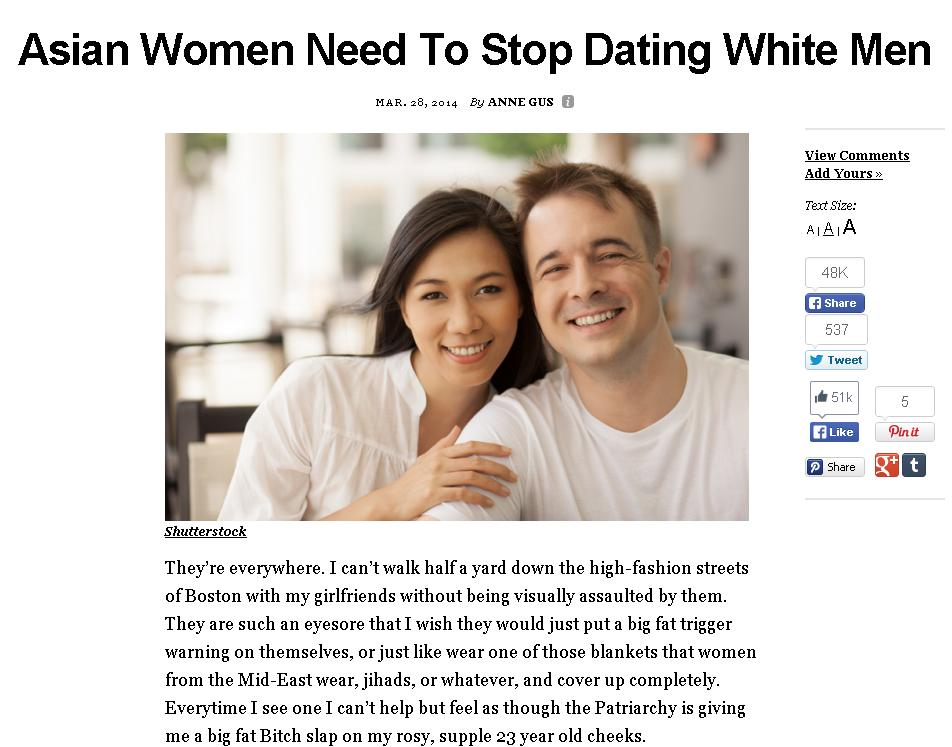 Why White Women Don T Date Asian Men 72