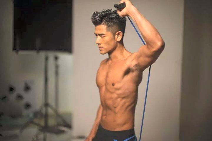 Aaron Kwok Still Can Make Us Drool Over His Body Fooyoh