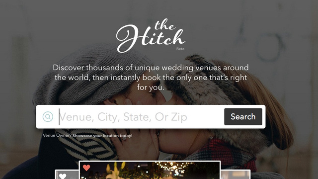 Wedding Venues What You Need For A Large Wedding: Finally, There's A Search Engine For Wedding Venues
