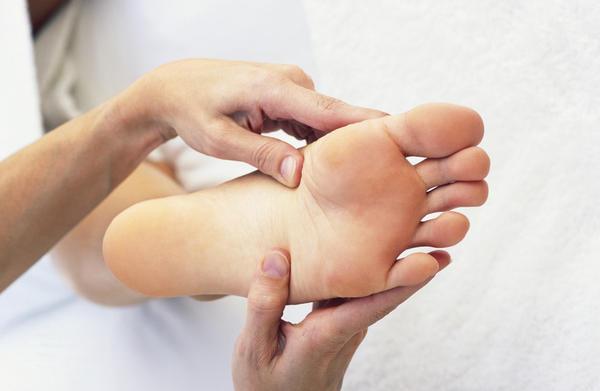 Orgasm By Foot Massage