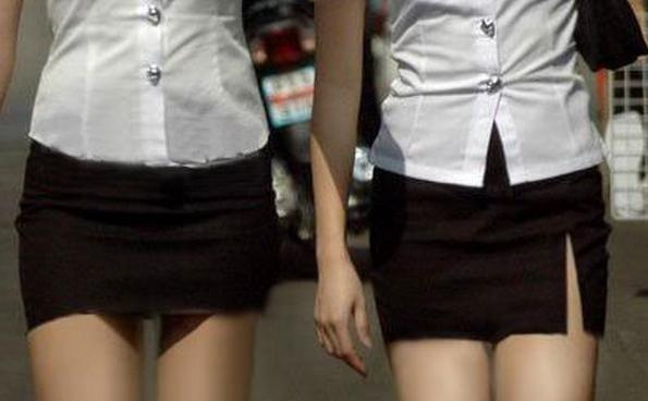 Wearing Super Short Skirts In South Korea Might Get You Fined ...