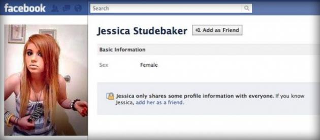 Cute 17 Year Old Girls woman's fake facebook profile uncovers ex-husband's murdereous