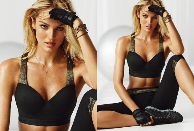 Victoria's Secret Introduces New Sports Bra That Doubles Your Cup ...