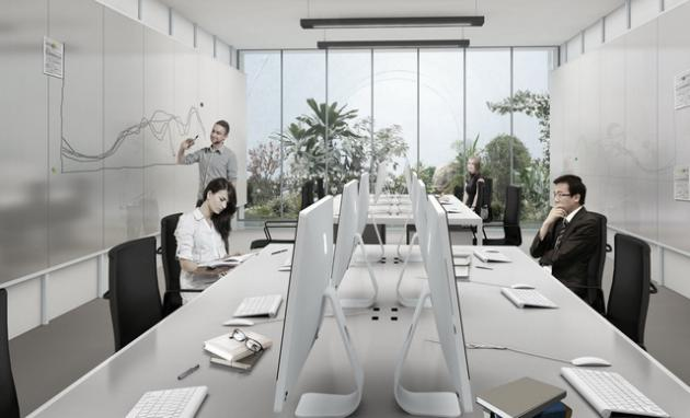 This Viewless Bubble Building Won\'t Do Your Corner Office Any Good ...