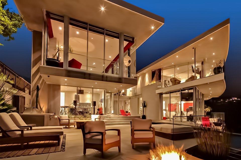 Inside Avicii S 15 5 Million Dollar Hollywood Home
