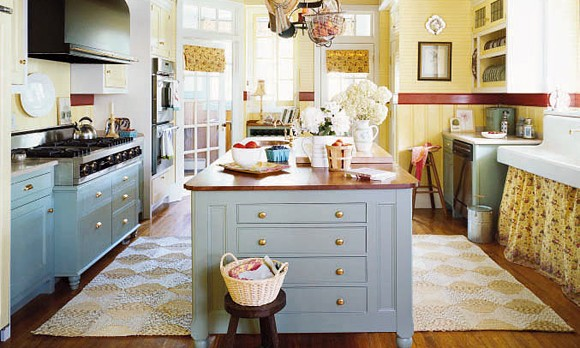Applying Charming Cottage Style Decor To One\'s Home :: FOOYOH ...