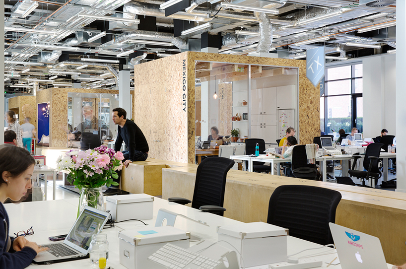 Check Out The Open Collaborative Spaces For Airbnb S