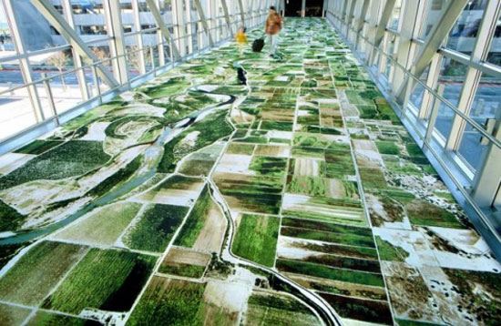 Fun Carpet creative carpets to add some fun to your home :: fooyoh  entertainment