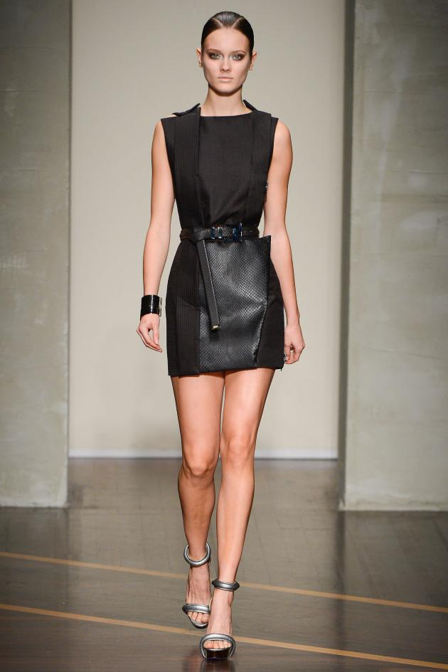 Milan Fashion Week: Gianfranco Ferre Spring 2013 Ready-to ...