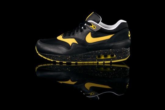 Air Max 1 Yellow Black