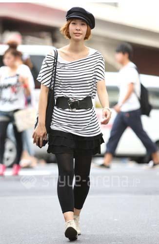 Harajuku Street Fashion