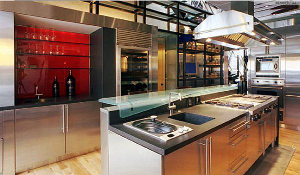 15 creative kitchen designs for your inspiration fooyoh entertainment - Creative kitchen design ...