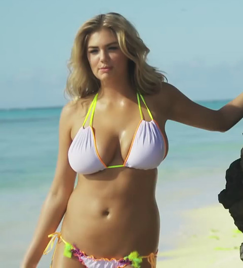 Kate Upton's Breasts Pays Off, Literally :: FOOYOH