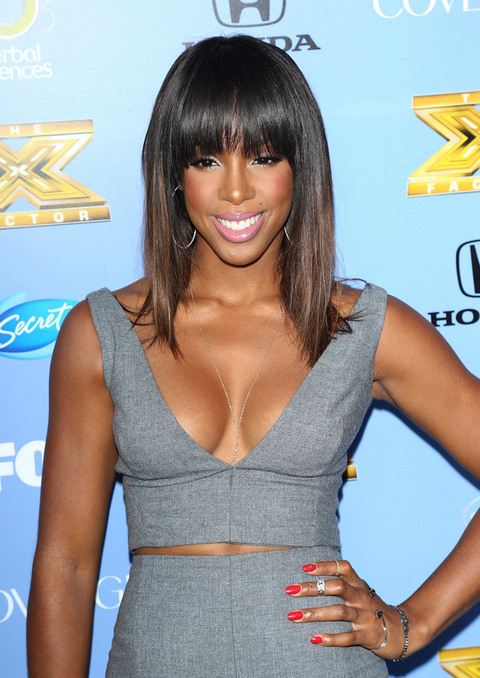 Kelly Rowland's Long Life Dream Was To Have Big Boobs :: FOOYOH ENTERTAINMENT
