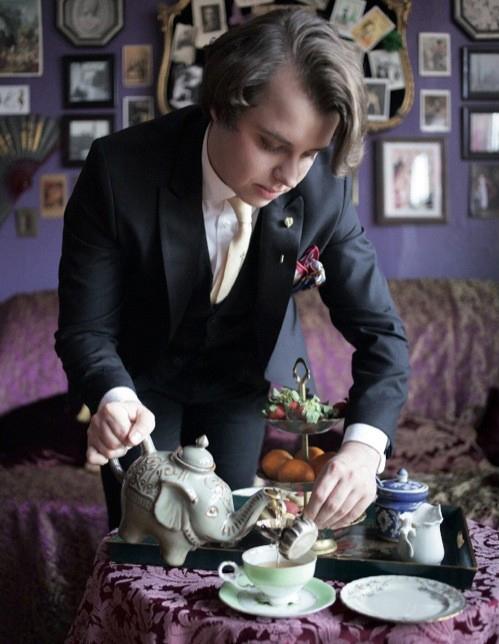 """I Am Dandy: The Return of the Elegant Gentleman"" by ..."