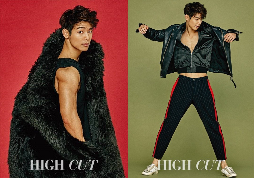 just 5 reasons you should focus on kang min hyuk right now