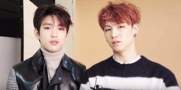 JB & JR Transform Into Romantic Guys :: Daily K Pop News ...