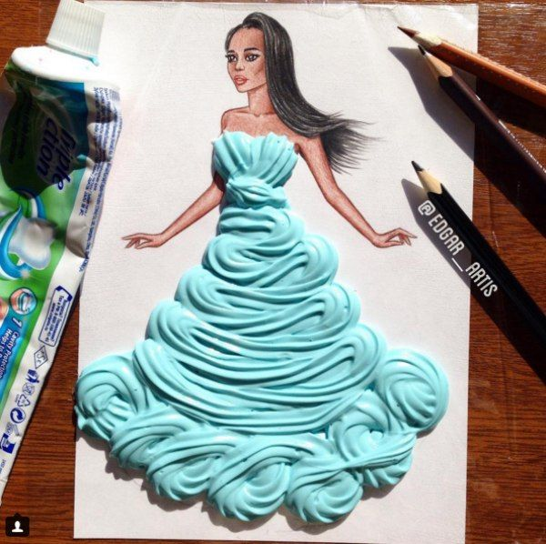 Artist Uses Creative Everyday Objects To Make Dresses Fooyoh Entertainment
