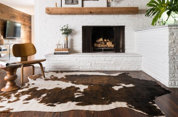 benefits of choosing the cowhide rug