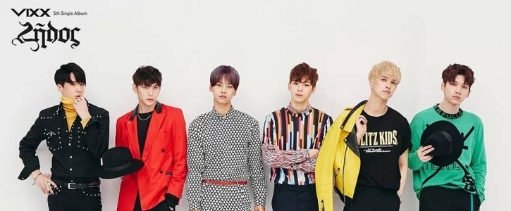 VIXX Hongbin Looks Cool In Moorim School BTS Video :: Daily K Pop